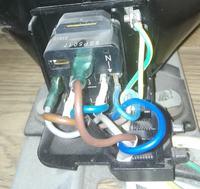 Lodówka Bosch KKE25681TI - właściwe podłączenie agregatu