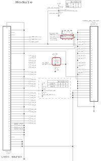 32LG2100 - Zmieniaj�ce si� kolorowe ekrany po wymianie p�yty g��wnej