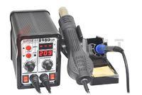 Lutownica do lutowania elementów elektronicznych (25W/130W, Parkside i stajca)