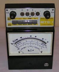 MTD-1 Miernik Tranzystor�w i D - Szukam instrukcji i schematu