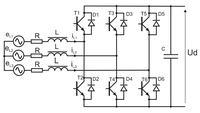 Przekształtnik sieciowy AC/DC na dsPIC30f6010A