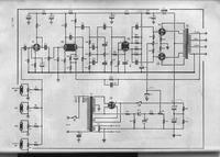 Wzmacniacz lampowy EF86, ECC82. Dobór sprzężenia zwrotnego.