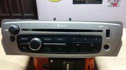 Renault Megane III Ph 1 - Ustawienie zegarka po wymianie radia