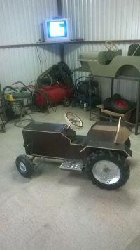 Re: Elektryczny traktorek mini c330
