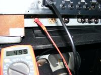 JCM600 - Wypala bezpiecznik HT,