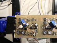 Zasilanie epaper / eink. +15V, -15V, +27V, -20V.