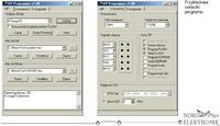AVR ISP na złączu DB9 - Potrzebny ISP Programmer v1.0 lub inny obsługujący DB9