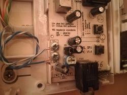 Ściszenie domofonu PROEL SPJ PCPIC V1.4