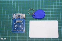 RFID open lock on Arduino
