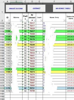 Wyszukiwanie kodem VBA wg kilku kryteriów