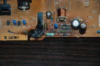 Spalony moduł od lodówki Ariston MBA 3832CI