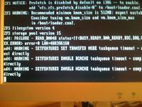 IBM NetVista 8305 + kontroler PCI SATA Raid