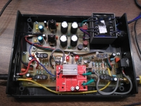 A pure Class A headphone amplifier - How to Build