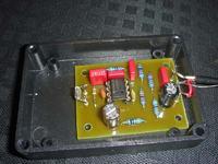 Detektor promieniowania z fotodiod� BPW34