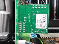 faac 740 nie działa po podłączeniu