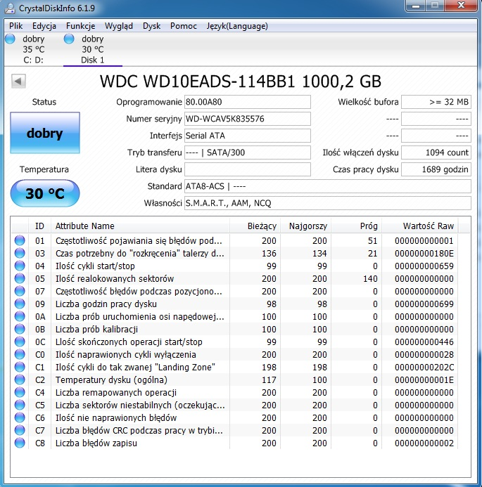 WD MyBook for MacBook 1TB