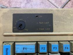 Stare programowalne klawiatury sklepowe PS/2 Gigatek KB128A i KB980