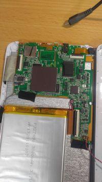 Overmax Newbase2 - hard reset lub firmware