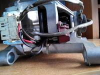 Indesit WIE107 - Jak podłączyć silnik z pralki indesit wie 107 do sieci ?