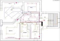 Instalacja elektryczna w domku dwurodzinnym - prośba o ocenę