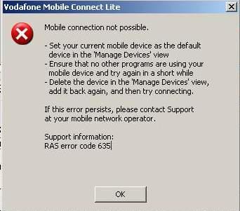 Huawei K3765- GPRS tak, UMTS nie