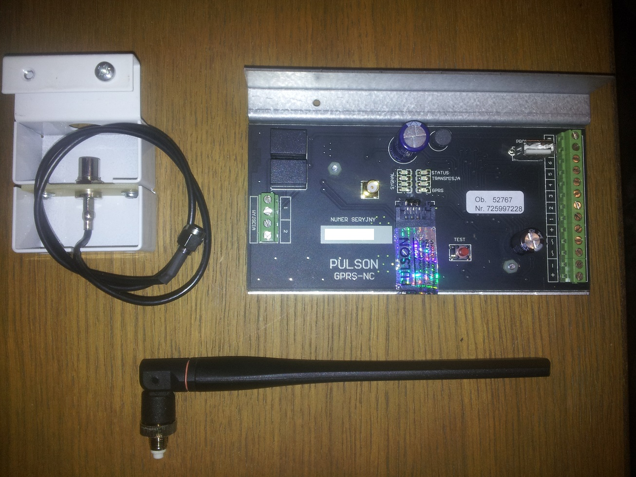 [Sprzedam] Pulson GPRS-NS Nadajnik USB/SIM