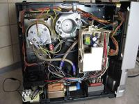 Ekspres Bosch TCA 6709 Benvenuto B65 - woda leci tylko do szuflady