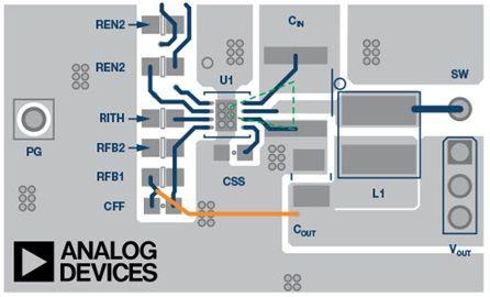 Rzadko zadawane pytania: gdzie umieścić cewkę przetwornicy na PCB