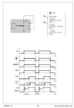 ATS01N2 - Podłączenie pod sprężarkę przez włącznik ciśnieniowy