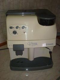Saeco Vienna de Luxe - Zbyt słaba kawa