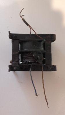 Niska rezystancja uzwojenia pierwotnego transformatora - czy jest sprawny?