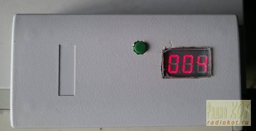 Tester akumulator�w Li-ion, Li-po, Ni-MH, Ni-Cd