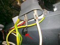 Zmywarka Gorenje GVI 682 S1 nie grzeje wody, przepala kabel.