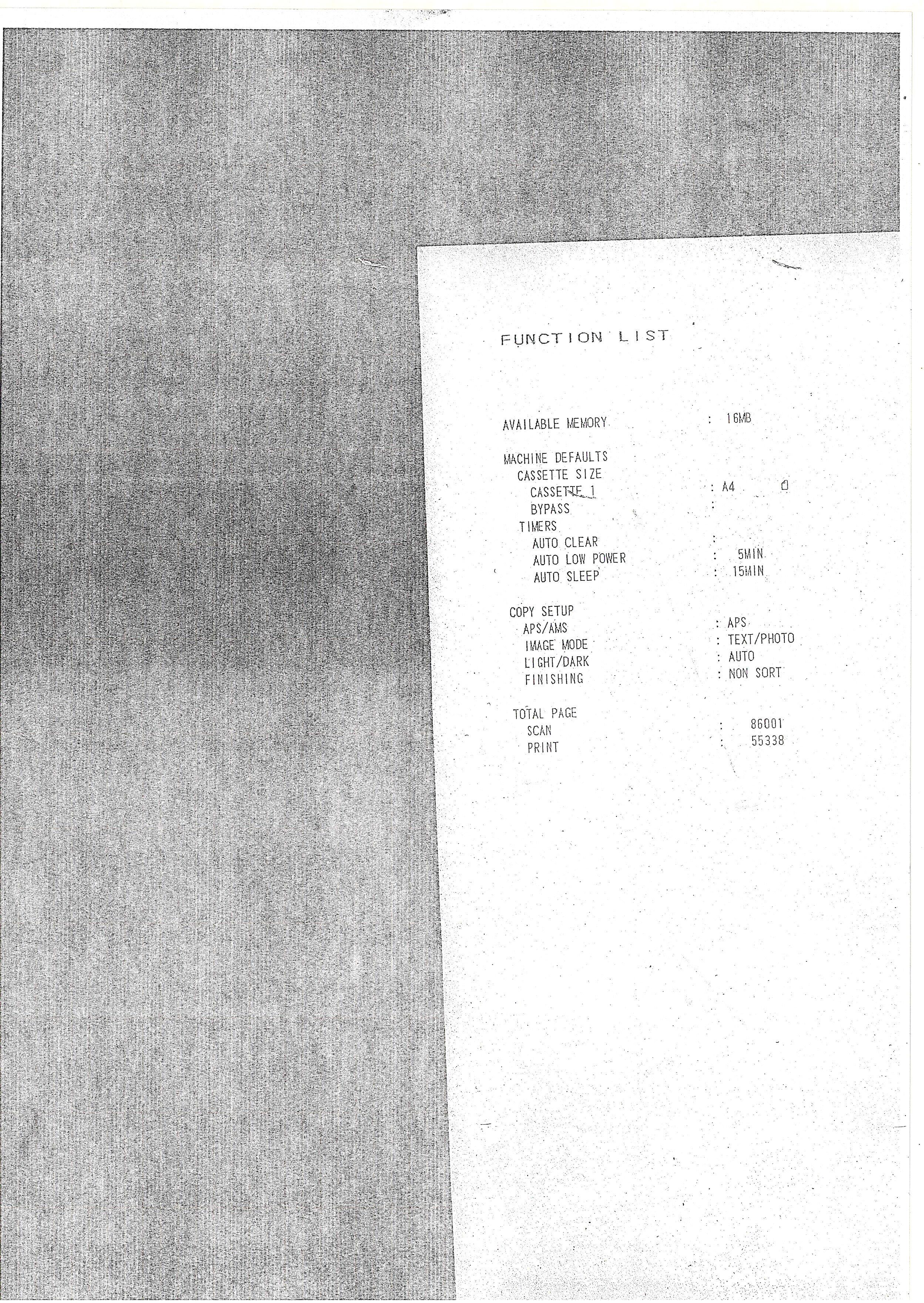 Toshiba estudio 166 blada kopia