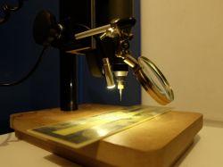 Statyw do mini wiertarki (wiercenie PCB)