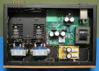 Wzmacniacz słuchawkowy na lampie ECC88