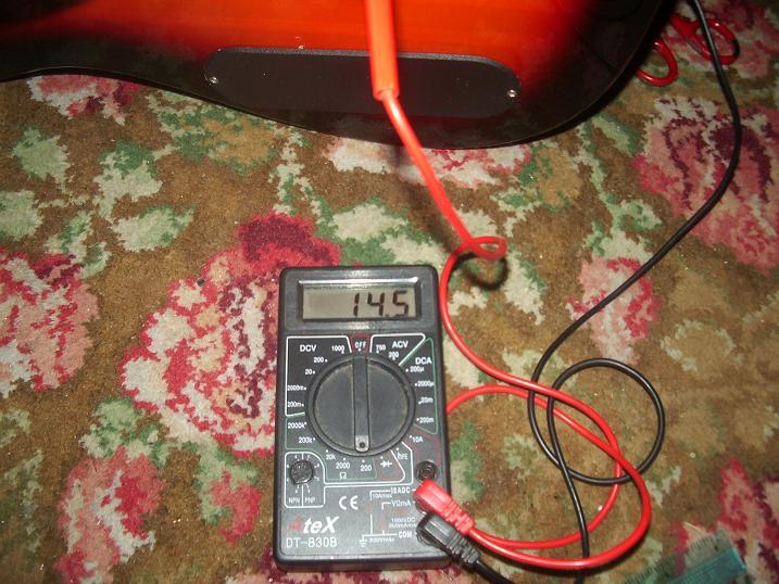 Ekranowanie Sprzętu Muzycznego - Gitara Elektryczna