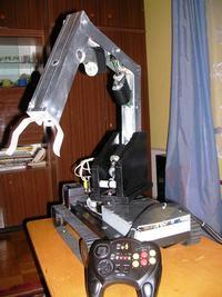 mój pierwszy ROBOT.