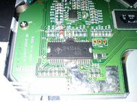 Radio samochodowe z dvd JGC AR5100-TFT nie czyta płyt