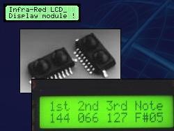 Bezprzewodowy wyświetlacz LCD