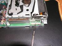 JENSEN VM9412 Przerwana taśma elastyczna do wysuwanego ekran