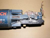 Szlifierka Bosch GWS 14-125 CI wyłącza bezpiecznik 16A