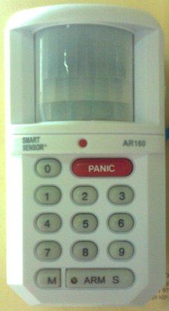 Alarm SMART SENSOR Intell security AR160b