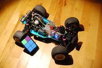 Bluetooth Car - zdalnie sterowany samochód.