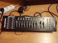 jak podłączyć LED PAR64 z DMX512
