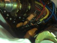 Kenwood KR-5200 - Uszkodzony filtr jednego kanału - wymiana kondensatora