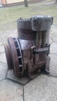 Kompresor y43102a / części