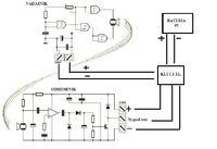 Klucz tranzystorowy do układu