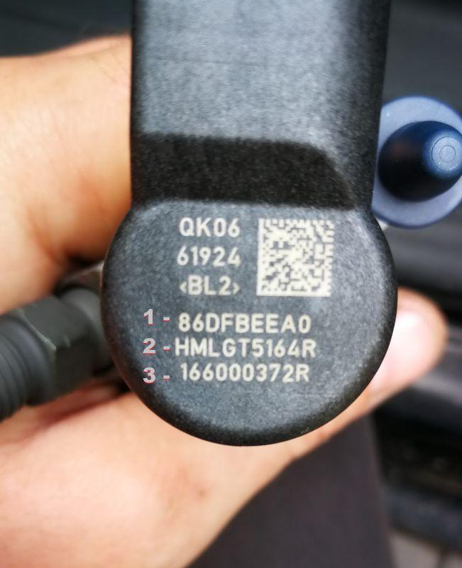 Renault Master 2.3 165km - Brak mocy po wymianie tłoka i wtryskiwaczy