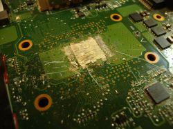 Toshiba Satellite A300 - Laptop zawiesza sięlub resetuje przy pierwszym uruchom